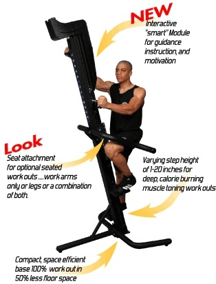 Versaclimber Cl 108sm Sport Model Stair Machine Versa