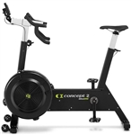 Concept2 BikeErg Stationary Bike w/PM5 Console Image
