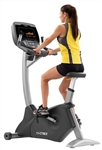 Cybex 625C Upright Bike w/E3 Console Image