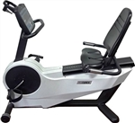 Tectrix (by Cybex) BikeMax Recumbent Bike Image