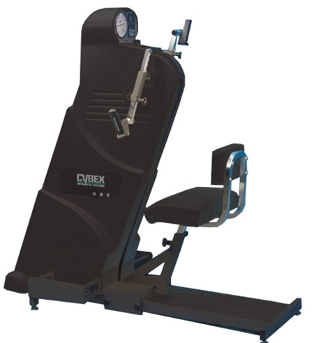 Cybex UBE Upper Body Ergometer - Black (Remanufactured)