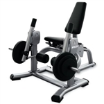 Precor DPL0560 Discovery Plate Loaded Leg Extension Image