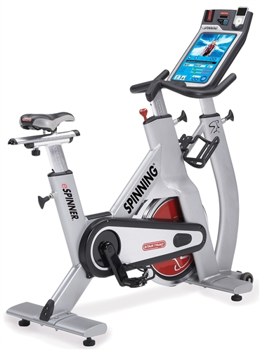 Star Trac Espinner Indoor Cycle Used Workout Equipment