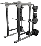 Hammer Strength HD Elite Power Rack Image