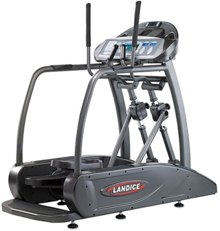 Landice E7 Elliptical Trainer Image