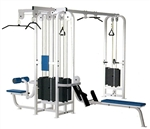 Life Fitness Pro / Pro1 5 Stack Jungle Gym
