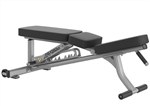 Life Fitness Optima Series Adjustable Bench OSADJ Image
