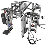 Life Fitness SYNRGY360XL System Mix Package Image