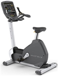 Matrix U5x Upright Bike (Newer Style) Image