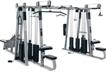 Precor 820 Multi-Gym 8-stack 10-station  Image