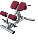 Life Fitness Signature Series Back Extension SBE Image