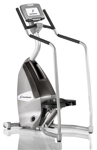 Stairmaster SC5 Stepper w/TS1 Touch Screen + TV image