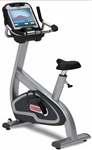 Star Trac E-UBe Upright Bike w/Touch Screen Image