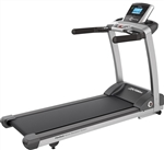 Life Fitness T3 Treadmill w/Advanced Console Image