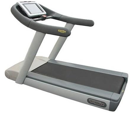 Technogym Exc Run 700 Treadmill Treadmill Used Workout
