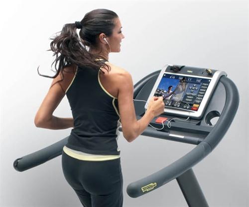 Technogym EXC Jog 700 Treadmill LED