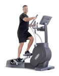 Technogym Excite Crossover 700e Elliptical w/TV Image