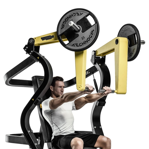 Technogym Pure Strength Plate Loaded Chest Press Fitness