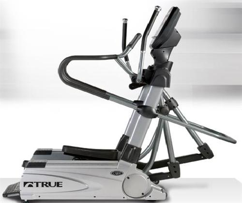 True Em50 Elliptical: True Fitness CS800 Elliptical