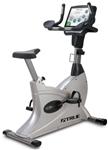 True Fitness CS800 Upright Bike w/ LCD Touch Screen Image