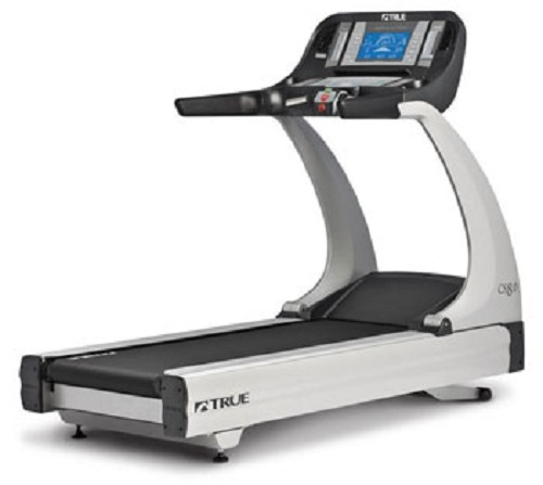 True Fitness Cs 6 0 Lcd Treadmill True Fitness Treadmill