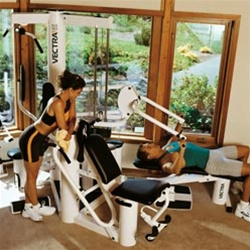 Vectra On-Line 1850 Home Gym Image