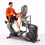 Octane Fitness XR6000 Seated Elliptical w/ Touch Screen Image