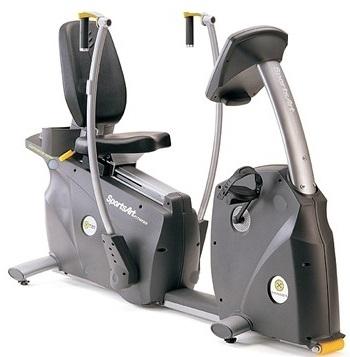 Sportsart Xt20 Xtrainer Recumbent Bike Fitness Superstore
