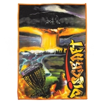 Discraft Graffiti Disc Golf Towel