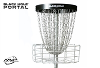 Black Hole Portal Course Basket