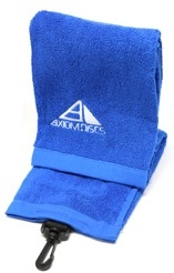 Axiom Discs Tri-Fold Towel