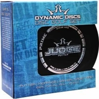 Dynamic Discs Prime Starter Set with Cadet Bag
