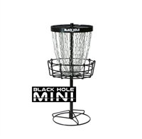 MVP Discs Black Hole Mini Basket