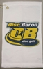 Disc Baron Disc Golf Towel