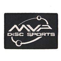 MVP Discs Patch - Orbit Logo
