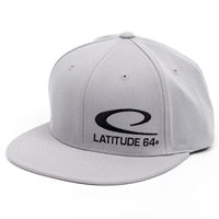Latitude 64 Flat Bill Snapback Hat