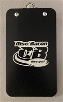 Disc Baron Metal Clipboard