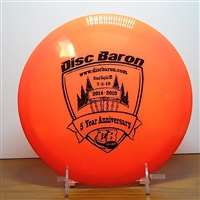 Dynamic Discs Hybird Maverick 172.1g - Disc Baron 5 Year Anniversary Stamp #78/100