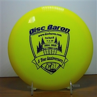 Dynamic Discs Hybird Maverick 177.1g - Disc Baron 5 Year Anniversary Stamp #91/100