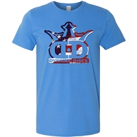 Dynamic Discs Flag Tshirt