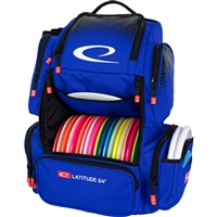Latitude 64 Luxury E4 Backpack
