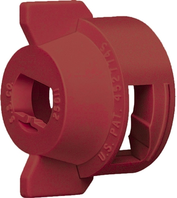 114441A-3-CELR Teejet Red Quick Cap and Gasket
