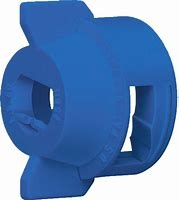 114441A-4-CELR Teejet Blue Quick Cap and Gasket