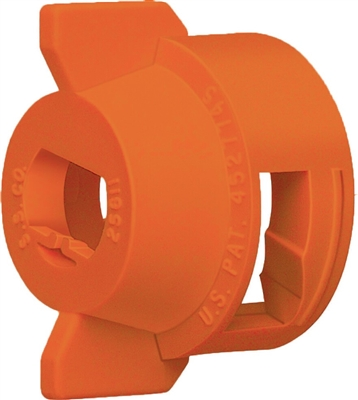 114441A-8-CELR Teejet Orange Quick Cap and Gasket