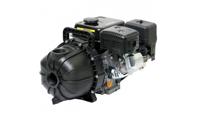 "1542P-65ESP Hypro 2"" PowerPro 6.5 hp Polypropylene Transfer Pump - Electric Start"
