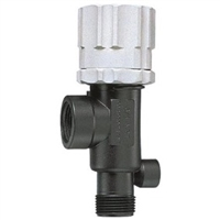 23120-3/4-PP TeeJet Manual Pressure Relief/Regulating Valve