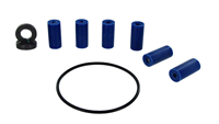 3430-0380 Hypro Super Roller Repair Kit for Hypro 6500 Series 6-Roller Pump, Includes 6 Super Rollers, 1 O-Ring Gasket and 2 Viton Seals