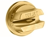 OC-16 Teejet Brass Off-Center Flat Spray Tips- Smaller Capacities