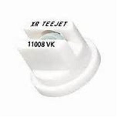 XR11008-VK Teejet XR 110 Degree Ceramic Extended Range Flat Spray Tip Nozzle