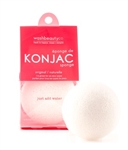 Original Konjac Sponge for all Skin Types.